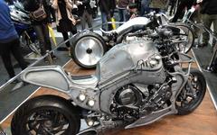 【東京モーターサイクルショー15】過激なカスタムモデルが見せるBMWの新しい世界 画像