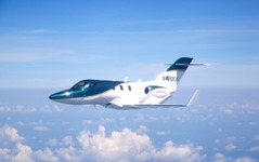 ホンダジェット、FAAから事前型式証明を取得…間もなく最終型式証明 画像