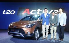 ヒュンダイ i20 新型にインドで「アクティブ」…SUV派生 画像