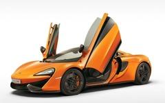 【ニューヨークモーターショー15】マクラーレン、「570S」発表…V8ツインターボは570ps 画像