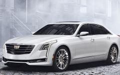 GMジャパン、新型キャデラック CT6 を日本市場に導入 画像