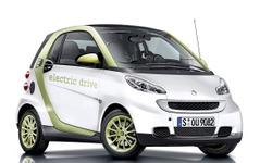 韓国LG、ダイムラーにバッテリー納入契約…次期 スマート EV用 画像