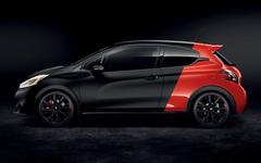 プジョー、限定モデル 208 GTi 30th アニバーサリー 発売…205 GTi発売30周年記念 画像