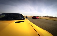 メルセデス-AMG GT、ポルシェ911 と加速競争[動画] 画像