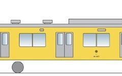 西武、6000系アルミ車1本を「黄色い電車」に…4月18日から運行開始 画像
