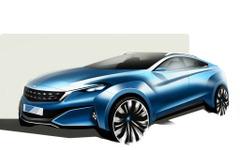 【上海モーターショー15】東風日産のヴェヌーシア、新コンセプトカー公開へ…SUVクーペ 画像