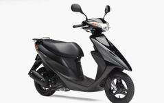 スズキ、新型50ccスクーター2種を発売… レッツバスケット と アドレスV50 画像