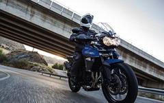 【トライアンフ タイガー800XRx 試乗】上質感が増したトリプルエンジンのオールラウンダー…青木タカオ 画像