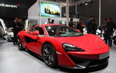 【上海モーターショー15】マクラーレン、普及モデル「540C」発表…3.8Lツインターボは540ps 画像