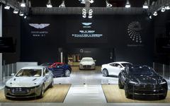 【上海モーターショー15】アストンマーティン のEVクーペ、DBX コンセプト…中国初公開 画像