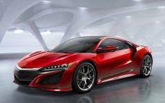 ホンダ NSX 新型、V6エンジンは3.5リットルに決定 画像