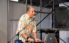 向谷実さん、ステージ上で発車メロディ作曲…「ニコニコ超会議」ステージ 画像