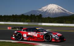 【SUPER GT 第2戦】王者ニスモ組GT-R、驚速を見せつけポールポジション獲得 画像