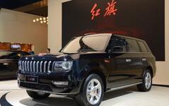 【上海モーターショー15】紅旗、大型高級SUV市場への参入を表明…LS5 画像