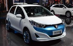 【上海モーターショー15】トヨタ車ベースの自主ブランドEV、2台が2016年に市場投入 画像