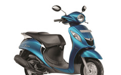 ヤマハ発動機、ファッションスクーター Fascino をインド市場に投入 画像