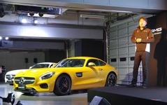 【メルセデス AMG GT 日本発表】マイバッハと双璧をなすブランドに…「メルセデス AMG」誕生 画像