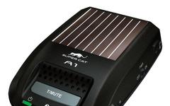 ユピテル、ソーラータイプの超小型レーダー探知機 A1 を発売 画像