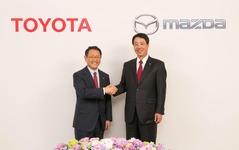 トヨタとマツダ、業務提携へ基本合意…環境・先進技術などで協力拡大 画像