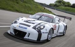 ポルシェ 911 に「GT3 R」新型…500hpオーバーのGT3レーサー 画像