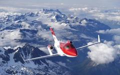 ホンダジェット、欧州を初訪問…欧州最大の航空ショーで展示 画像