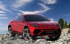 ランボルギーニ の新型SUV、2018年の市販が決定 画像