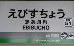 阪堺電軌、「路面電車まつり」で駅名看板10点販売 画像