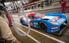 【WEC】日産 GT-R LM NISMO、ルマン公式テストに3台出走…トヨタ中嶋一貴が復帰 画像