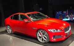【ジャガー XE 発表】ディーゼル車も登場「日本に最適なジャガー」、477万円から 画像