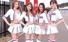 【サーキット美人2015】スーパー耐久シリーズ編38『スーパー耐久シリーズ2015イメージガールNextyle』 画像