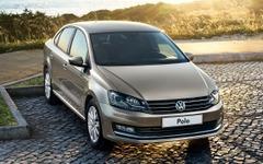 VW ポロセダン、ロシアで大幅改良…表情一新 画像