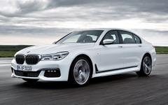 BMW 7 シリーズ 新型、欧州仕様に「Mスポーツ」設定 画像