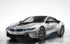 BMW のPHVスポーツ、i8…エンジンオブザイヤー2015受賞 画像