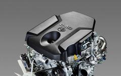 トヨタ自動車、新型2.8リットル直噴ターボディーゼルエンジンを開発 画像