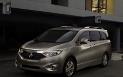 SUVの米国初期品質で、日産/インフィニティが3部門制覇…JDパワー 画像