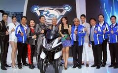 ヤマハ、フロント2輪の3輪バイク「トリシティ」をタイで生産販売 画像