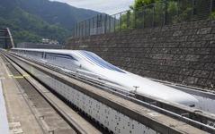 JR東海の超電導リニア、ギネス世界記録に認定…最高速度603km/h 画像