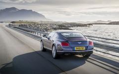 【ベントレー コンチネンタル GT 試乗】アクセルを踏んだ瞬間にイメージできる、W12のパフォーマンス…山崎元裕 画像