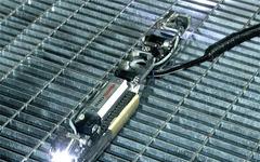 東芝など、福島第一原発向け原子炉格納容器内部調査ロボットを開発 画像