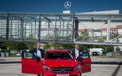 メルセデスベンツ、ドイツ工場に投資…次世代の小型車生産へ 画像