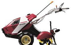 ヤンマー、KEN OKUYAMAデザインの新型ミニ耕うん機を発売 画像