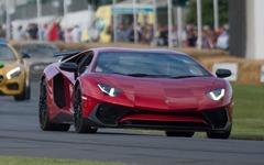 ランボルギーニ アヴェンタドール「SV」、完売と同時にロードスター版を受注開始 画像