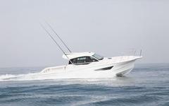 ヤンマー舶用システム、フィッシングボート「EX38」を発売…38フィートクラス 画像