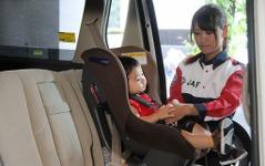 チャイルドシート使用率、過去最高の62.7%…JAF・警察庁調べ 画像