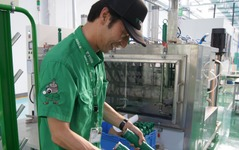 テイン中国工場の立ち上げ請負人、小林総経理「先端技術導入で自動化推進」 画像