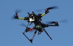 ドローンの飛翔音を検地するシステムが発売 画像