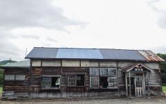 廃止から20年の駅が「復活」…JR北海道・深名線の沼牛駅舎公開 画像