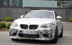 BMWのコンパクト・モンスター『M2』最新ショット 画像