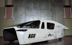 若者の知恵と日本の技術で世界に挑む…工学院大学の新型ソーラーカー 画像
