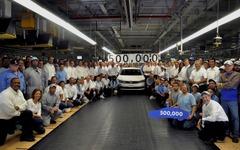 VW パサート、米工場で累計生産50万台…約4年で達成 画像